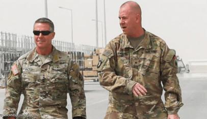 جنرال أمريكي يتعر للإصابة في هجوم قندهار