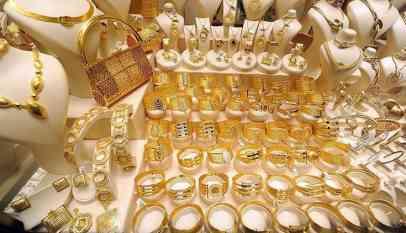 ارتفاع أسعار الذهب لأعلى قيمة