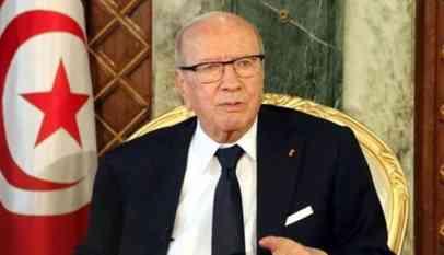 السبسي معلقا على التفجير الانتحاري بتونس: «مفجع»