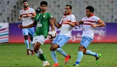 الزمالك يستعيد توازنه محليا بفوز مريح على المصري