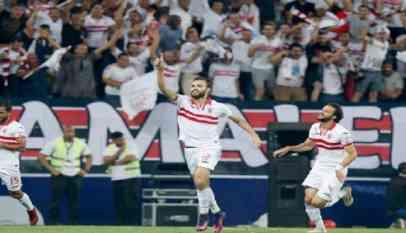 الزمالك يتأهل لربع نهائي كأس مصر بفوز صعب على الإنتاج الحربي