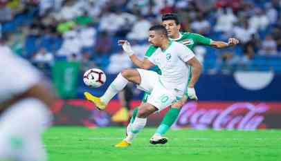 تعادل السعودية والعراق في ختام البطولة الرباعية الودية
