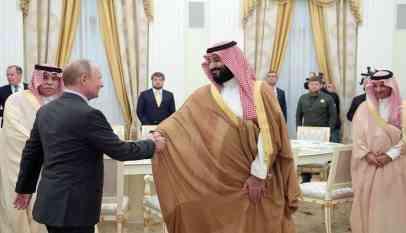 موسكو تتوصل إلى اتفاق مع الرياض بشأن النفط