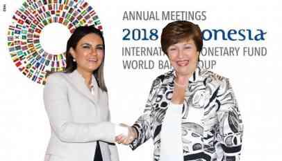 مصر توقع اتفاقا بمليار دولار مع البنك الدولي