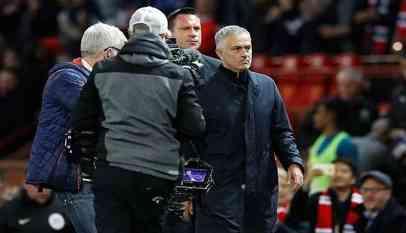 مورينيو متهم بسوء السلوك بتعليقاته عقب مباراة نيوكاسل