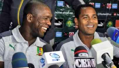 فاز المنتخب الكاميروني