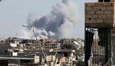 هجوم حوثي على قوات التحالف العربي