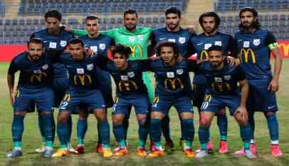إنبي يحقق التعادل الثالث على التوالي في الدوري المصري