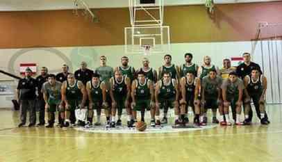 تأهل فريق كرة السلة بنادي الاتحاد السكندري