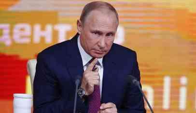 الكرملين يعلن عدم حضور بوتين مؤتمر باليرمو بشأن ليبيا