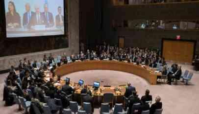 جلسة طارئة في مجلس الأمن بشأن سوريا
