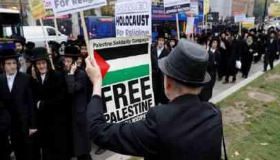 لا مستقل لليهود في فلسطين