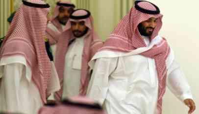 القحطاني مستشار بن سلمان