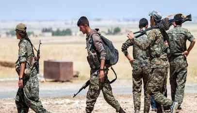 مقتل 14 من الوحدات الكردية في سوريا