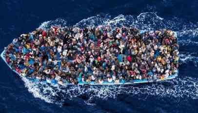 السلطات المغربية توقف 308 مهاجرا