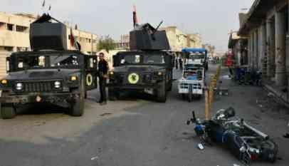 تفجير في كركوك العراقية