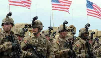 نشر 5 ألاف جندي امريكي على حدود المكسيك