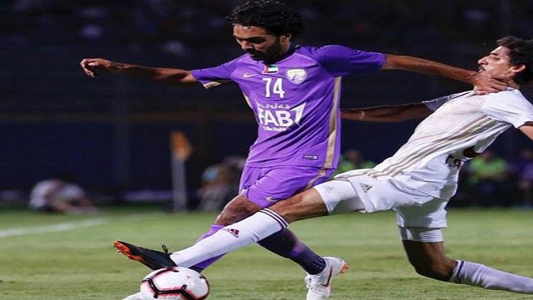 الشارقة يفوز على العين ويبتعد بصدارة الدوري الإماراتي