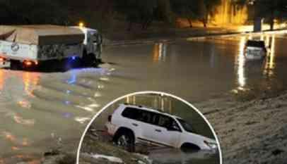تعطيل الدراسة بجميع مدارس الكويت الأحد بسبب السيول