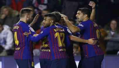 برشلونة ينجو من عقوبة الخروج من كأس الملك