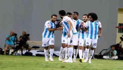 السعيد يقود بيراميدز للفوز على الأهلي في الدوري المصري