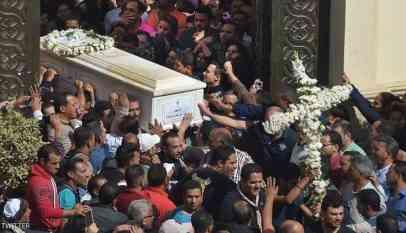 مصر.. تشييع جنازة ضحايا هجوم المنيا