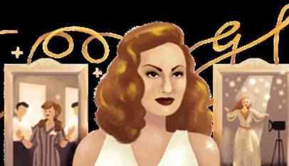 «جوجل» يحتفل بذكرى ميلاد الفنانة المصرية هند رستم