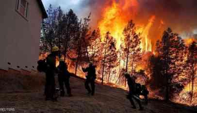 ارتفاع عدد قتلى حريق كاليفورنيا إلى 81 قتيلا