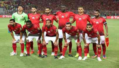 الأهلي يضرب الجيش بثنائية في الدوري المصري