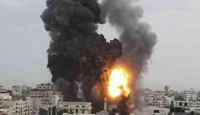 الجامعة العربية تدين القصف الاسرائيلي لقطاع غزة