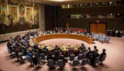 مجلس الأمن يوافق على تمديد العقوبات على ليبيا