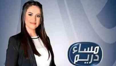 تكريم الإعلامية منة فاروق بـ«مهرجان المرأة العربية للإبداع»