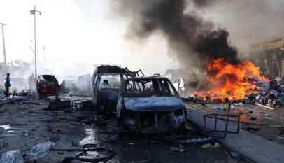 الصومال.. مقتل 17 شخصا في هجمات انتحارية بمقديشيو