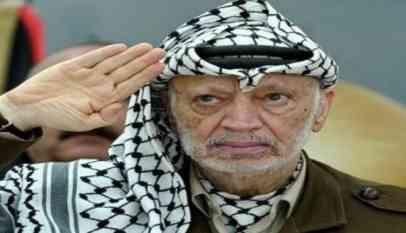 حركة فتح تحتفى بذكرى الرئيس عرفات