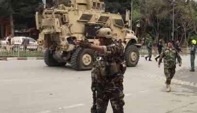 مقتل جندي أمريكي في هجوم ناري بكابل