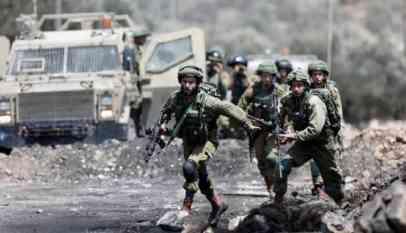 استشهاد قيادي قسامي و6 أخرين في عملية إسرائيلية