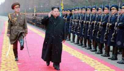 شاهد.. الصورة الرسمية الأولى للزعيم الكوري الشمالي