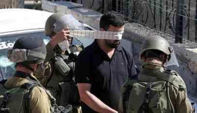 الاحتلال يعتقل 17 فلسطينيا في الضفة المحتلة