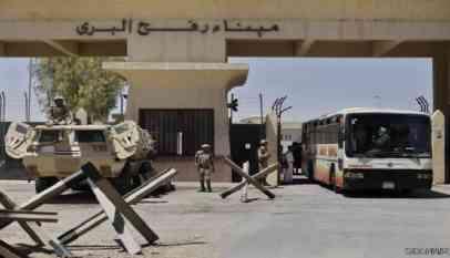 وفد حماس يزور القاهرة مجددا