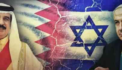 مساعي بحرينية لتطبيع العلاقات مع إسرائيل
