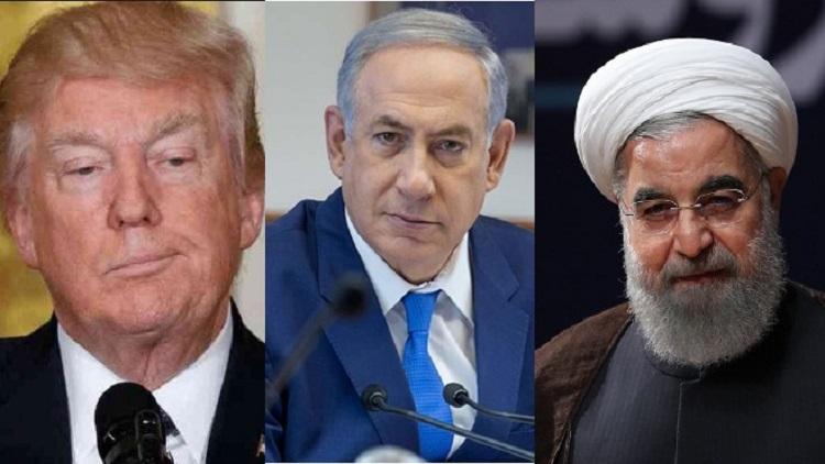 نتانياهو يتشفى في إيران