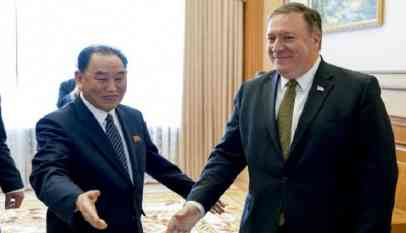 تأجيل لقاء بين بومبيو ومسؤولين من كوريا الشمالية