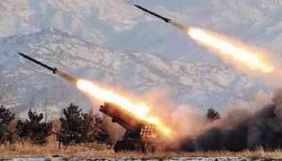 غزة تطلق 10 صواريخ على إسرائيل