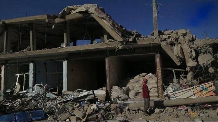 التحالف يقتل 26 مدنيا سوريا