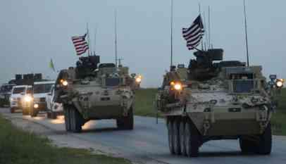 القوات الأمريكية باقية في سوريا