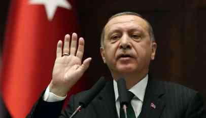 أردوغان منزعج من دوريات أمريكية كردية