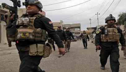 الإستخبارات العراقية تعتقل قيادي في داعش