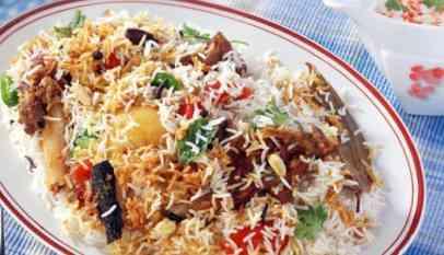 طريقة عمل الأرز الصيني المقلي