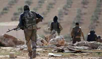 إشتباكات بين فصائل الجيش السوري الحر المدعوم من أنقرة