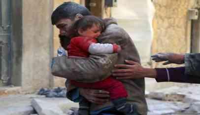 28 ألف طفل سوري قتلوا منذ 2011